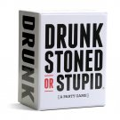 New Drunk Stoned or Stupid Party Cards Game English Version