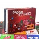 Organ ATTACK! Cards Game