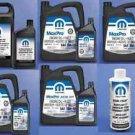 Mopar Engine Oils