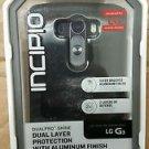 Incipio Dualpro Shine...Dual layer with Aluminum finish LG G3