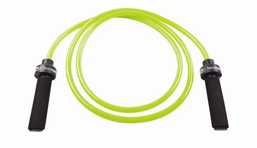 GoFit GF-BHJR Adjustable 1.5-Pound Heavy Jump Rope, 9-Feet