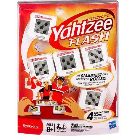 Electric Yahtzee Flash Game | Hasbro