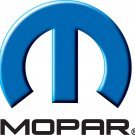 MOPAR 05093257AA Brake Pad or Shoe, Rear-Disc Brake Pad