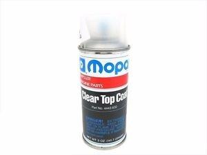 CHRYSLER JEEP DODGE RAM 1-C CLEAR COAT TOUCH UP SPAY PAINT AEROSOL OEM NEW MOPAR