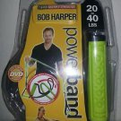 GoFit GF-BHFB20 Power Bands with Bob Harper Training DVD GFBHFB20