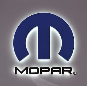 MOPAR Disc Brake Rotor Front V5011234AA