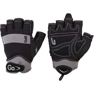 GoFit Women's / Men's Elite Articulated Grip Gel Padded Glove