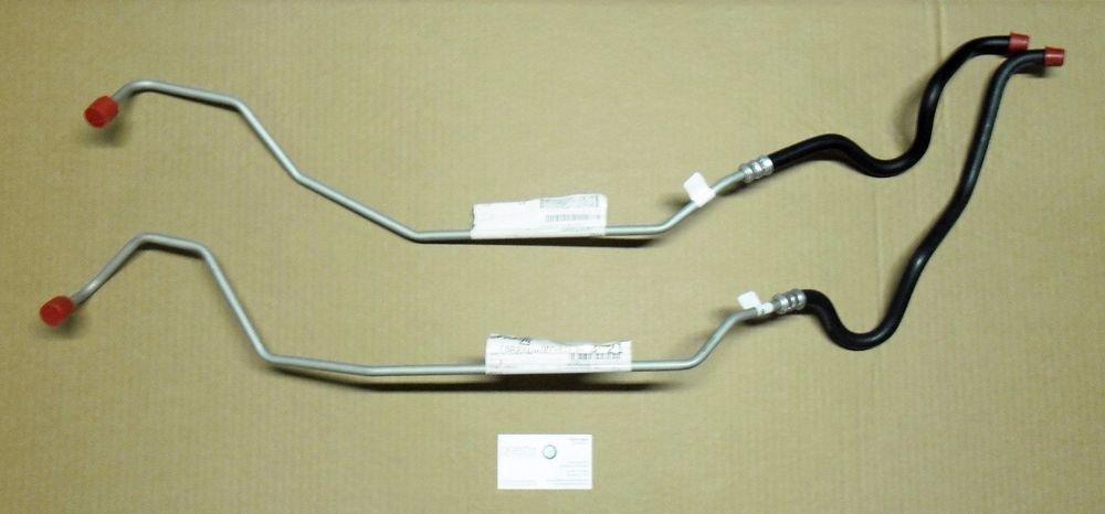 OEM 98-04 3.5L 300M LHS INTREPID CONCORDE TRANNY COOLER LINES TRANS TRANSMISSION