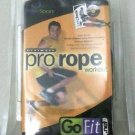 GoFit GF-SRACD  Basic Ropesport Speed Rope Kit With Cd&Workout Handbook GFSRACD