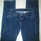 Women's Junior's Kan Can Straight Leg Denim Jeans size 3