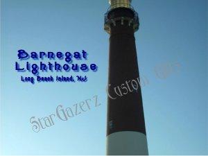Mouse Pad - Barnegat Lighthouse - Landmark