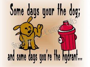 Mouse Pad -  Dog Daze - Humorous
