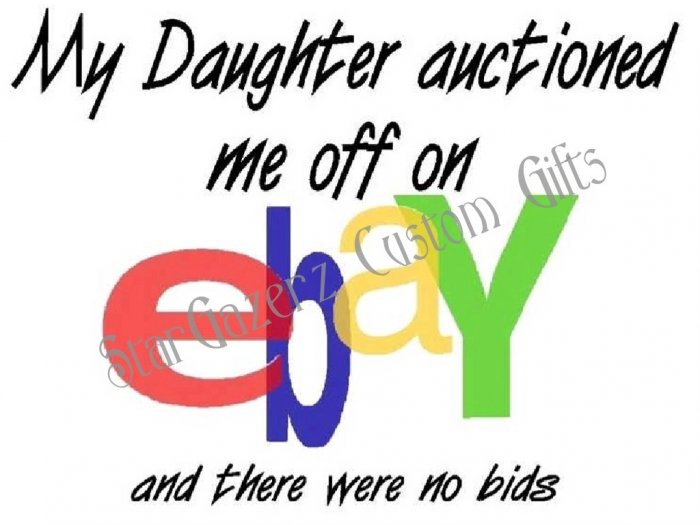 T-Shirt - Unisex - Humorous - Ebay Auction