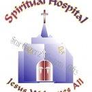 T-Shirt - Unisex - Religious - Spiritual Hospital