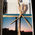 BARNEGAT AT SUNSET - Boxed Stationary Set