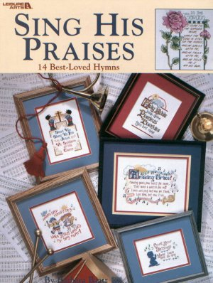 Sing His Praises New Cross Stitch Pattern Patterns