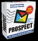 Bulk Email Software - Prospect Platinum Package