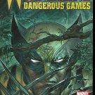 WOLVERINE DANGEROUS GAME ONE SHOT m/nm (2008)