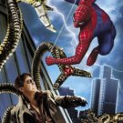 2004 SPIDERMAN vs DOC OCK POSTER 22x34  SPIDER-MAN