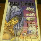 AVATAR BLACK SUMMER #0 PROMOTIONAL POSTER 24x36