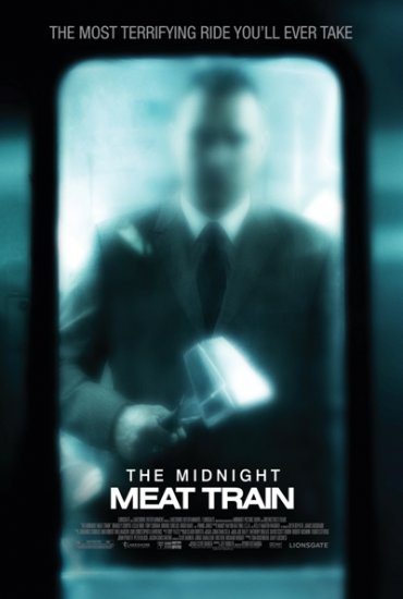 The Midnight Meat Train Movie poster 27 x 40 inches (single-sided)