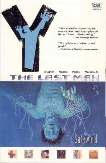 Y THE LAST MAN TP VOLUME 4 SAFEWORD