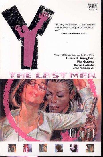 Y THE LAST MAN TP VOLUME 6 GIRL ON GIRL