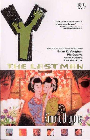Y THE LAST MAN TP VOLUME 8 KIMONO DRAGONS