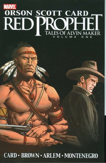 RED PROPHET TALES OF ALVIN MAKER TP VOLUME 1