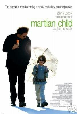 MARTIAN CHILD MOVIE POSTER 27x40 JOHN CUSACK