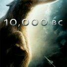 LOT OF 3 10,000 B.C. MOVIE POSTER x3 27 x 40