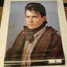 VINTAGE 1988 YOUNG GUNS CHARLIE SHEEN POSTER 22x34 rare