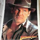 1989 VINTAGE INDIANA JONES AND THE LAST CRUSADE POSTER
