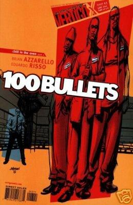 100 Bullets #43 m/nm DC VERTIGO COMICS