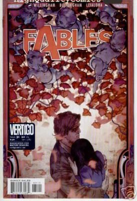 Fables 31 m/nm THE LONG HARD FALL Vertigo