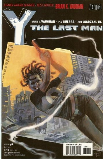 Y: The Last Man # 38  -  Paper Dolls: Chapter Two