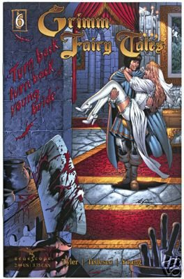 Grimm Fairy Tales #6 m/nm ZENESCOPE 1st printing