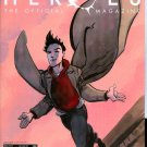 HEROES MAGAZINE SPECIAL #4 PREVIEWS EXCLUSIVE EDITION
