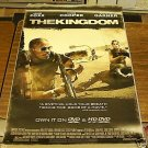 THE KINGDOM MOVIE POSTER 27x40
