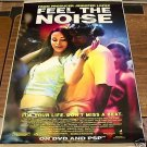 FEEL THE NOISE MOVIE POSTER 27 x 40 inches  (free shipping)