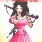 ANITA BLAKE THE LAUGHING CORPSE #1 of 5 (2008) MARVEL COMICS