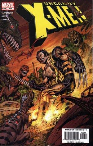 Uncanny X-Men #456 mint / near mint condition