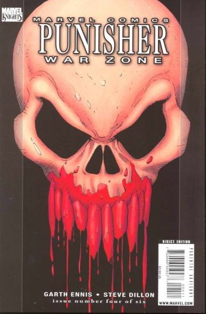 PUNISHER WAR ZONE #4 Of(6) m/nm (2009)