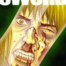 SWORD #15 (2009) THE LUNA BROTHERS IMAGE COMICS