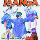 HTDM HOW TO DRAW MANGA DRESSING YOUR CHARACTERS IN SUITS AND SAILOR SUITS