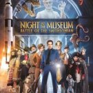 NIGHT AT THE MUSEUM BATTLE OF THE SMITHSONIAN ADVANCE MOVIE POSTER free shipping