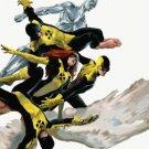 X-MEN FIRST CLASS POSTER 24 x 36 (2006) Art by MARKO DJURDJEVIC