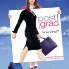 POST GRAD MOVIE POSTER ALEXIS BLEDEL FREE SHIPPING