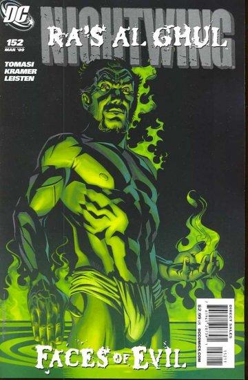 NIGHTWING #152 near mint comic (2009)