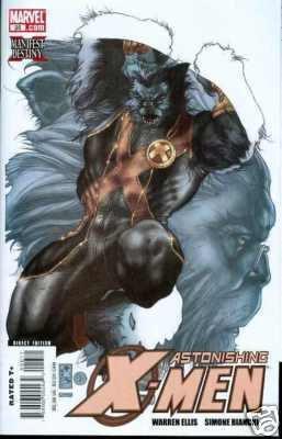 ASTONISHING X-MEN #26 (2008) MANIFEST DESTINY